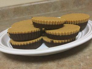 re-MIX: Sugar-free & Vegan Chocolate Peanut Butter Cups