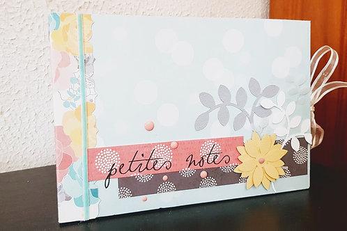 """Carnet de notes """"Petites notes"""""""