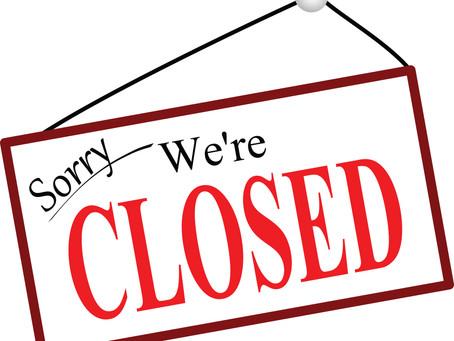 Classes Canceled at Crossroads Tomorrow 11/6