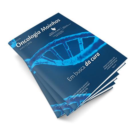 Revista marca inauguração do Centro de Oncologia do Hospital Moinhos de Vento