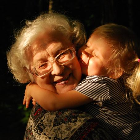 Avós e netos: um vínculo especial