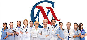 Credential Medical Rising Logo