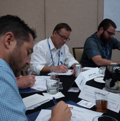 """Industry partners and dealers going through a """"pains & gains"""" exercise."""