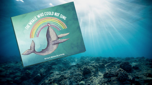 Free August performance of The Whale Who Could Not Sing