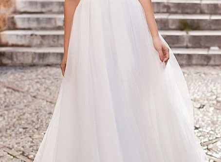 Silhouette Guide for Wedding Dresses