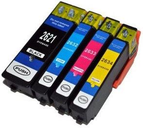 Compatible Epson T26 ink set