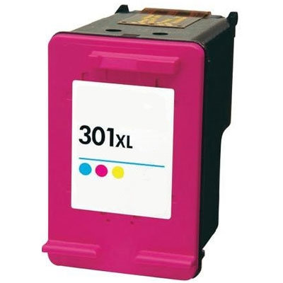 Compatible HP 301XL colour ink