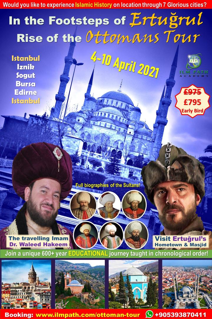 Ertugurl Ottoman Tour