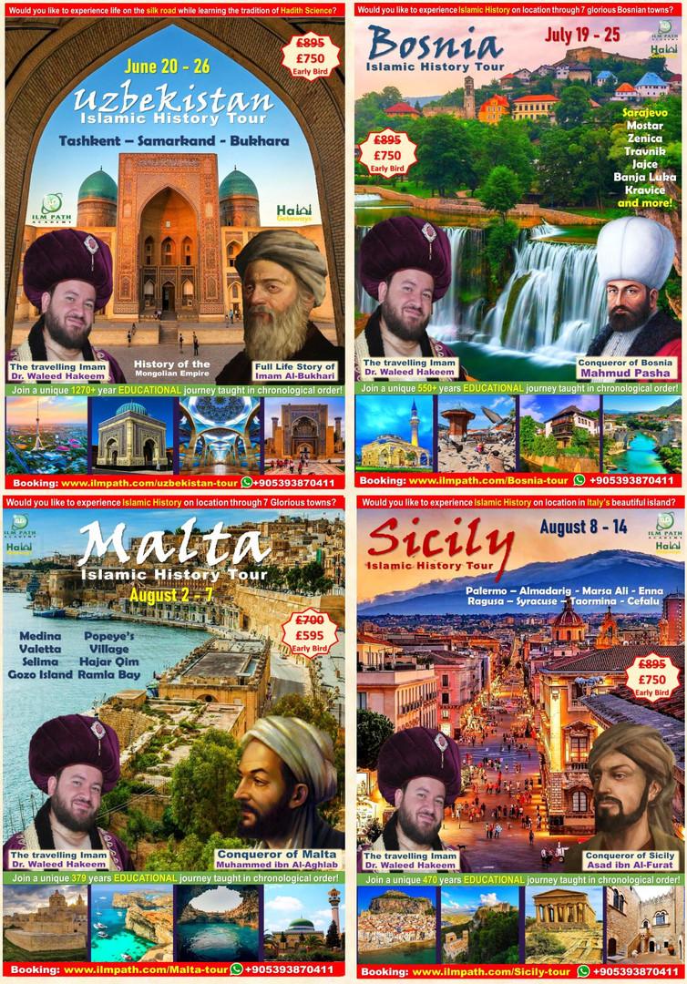 Islamic History Tours