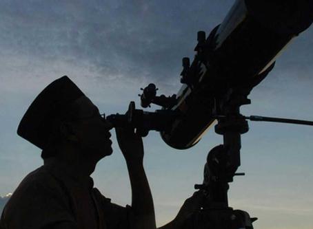 Solving Ramadan's Moon Sighting Wars!
