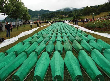 Lessons from Horror: Reflections from my Bosnian Trip as we remember the Srebrenica massacre!
