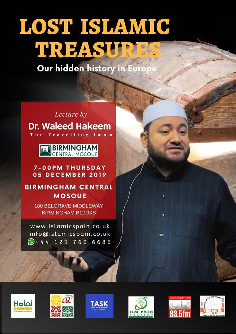 Birmingham - Lost Islamic Treasures