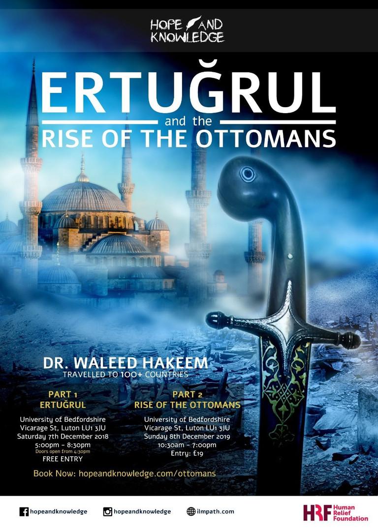 Luton - Ertugural and the Ottomans