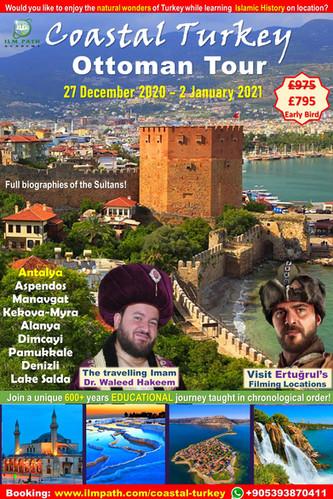 Coastal Turkey Ottoman Tour