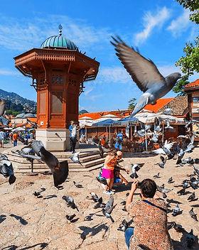 Sarajevo - Ottoman town.jpg