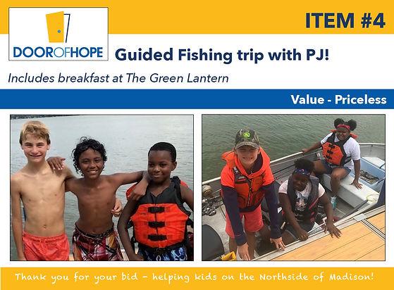 PJ's Fishing Story