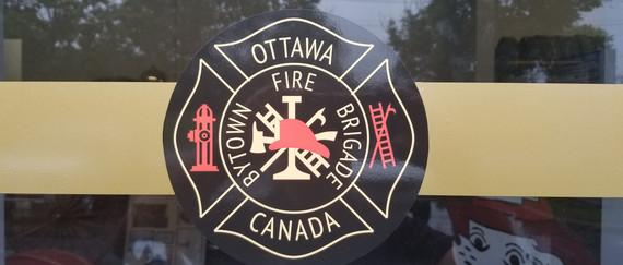 Bytown Crest Logo