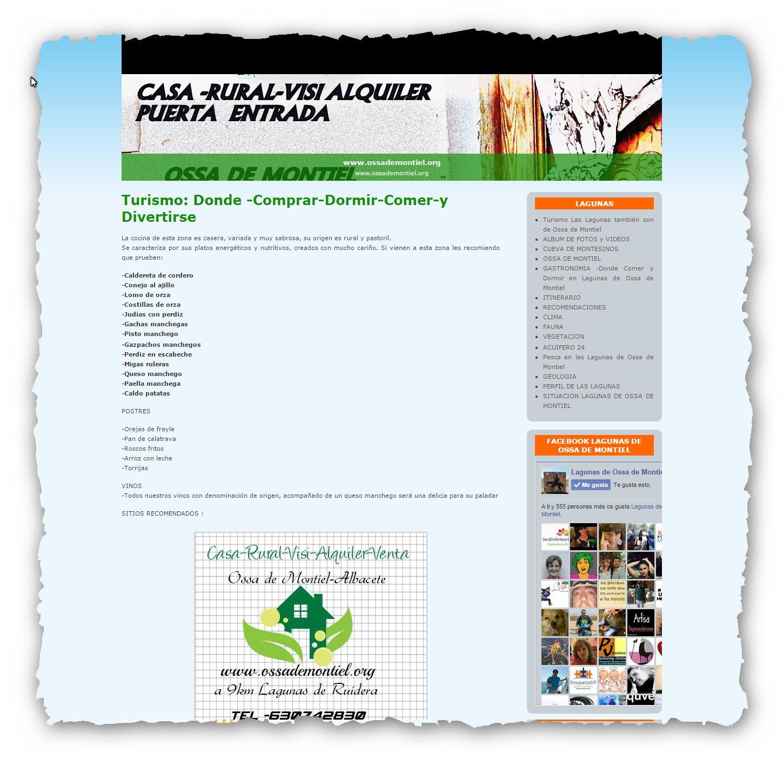 www.ossademontiel.org