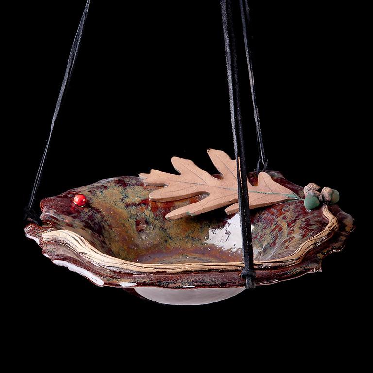 Hanging Bird Bowl Workshop