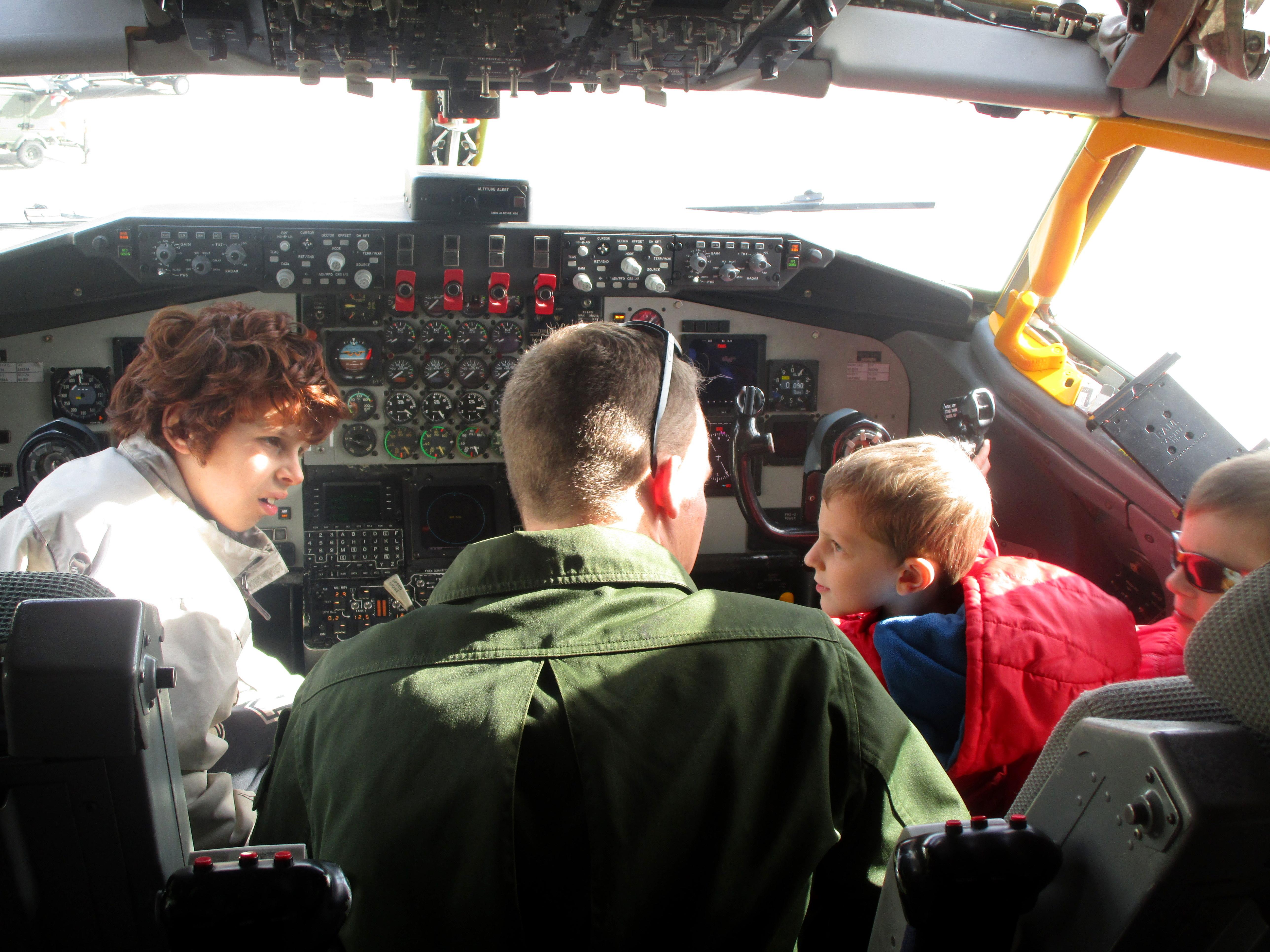 Visite Base Aérienne 125 Istre