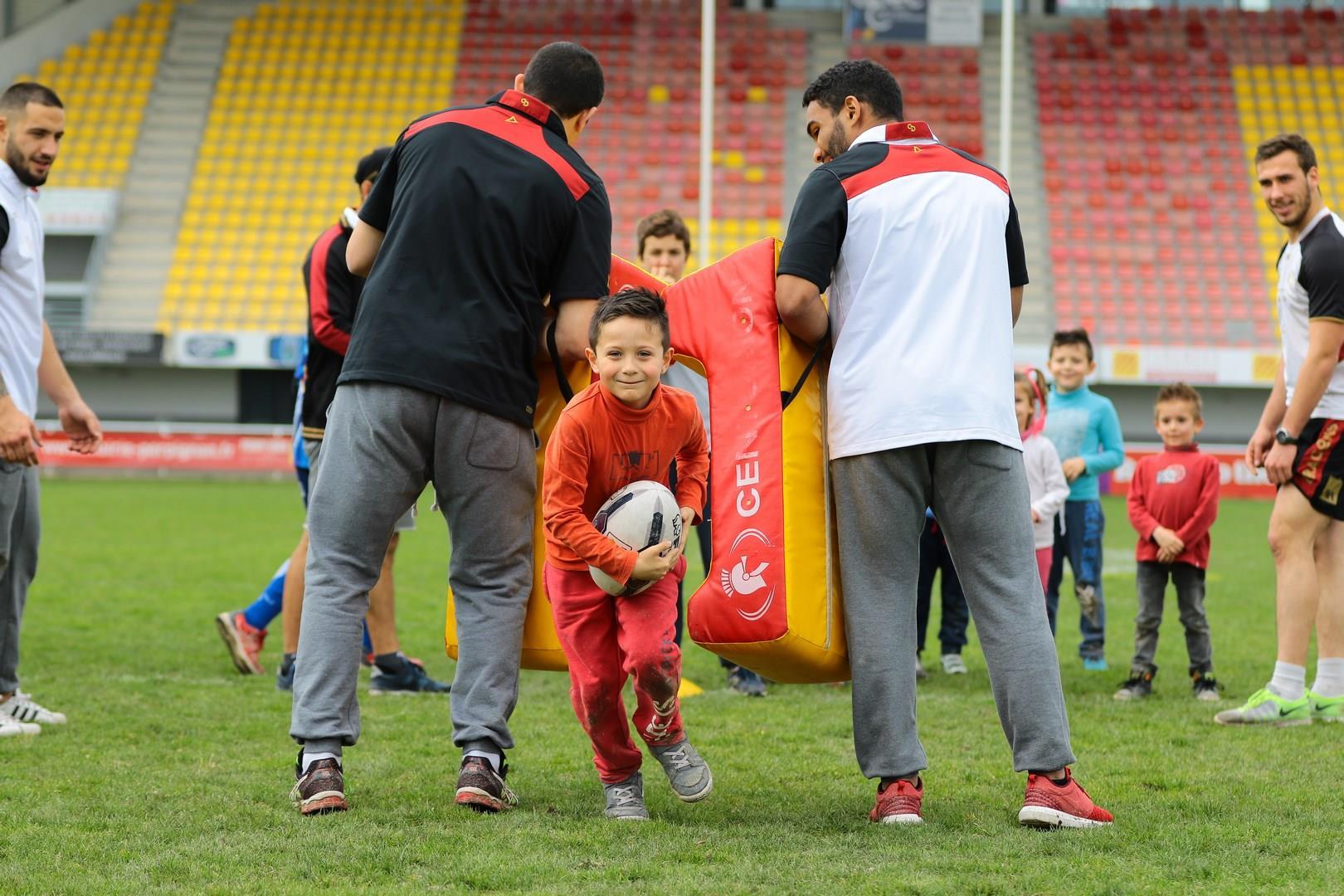 Initiation Rugby à XIII