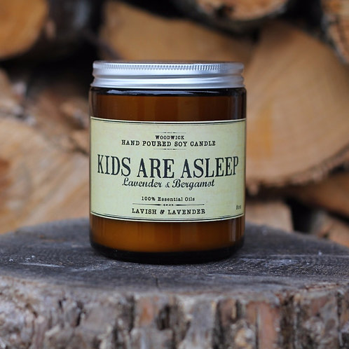 Kids Are Asleep-8oz