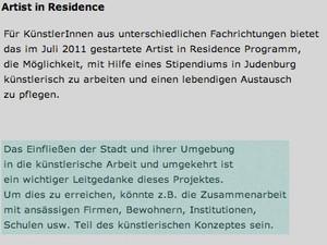 Judenburger Notizen #14: Mutig sein für die Kunst