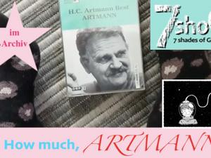 How much, Artmann? (+Galaxie#2)