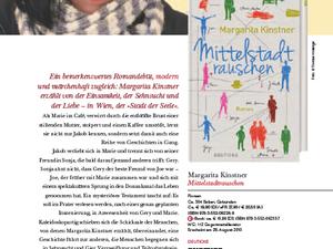 """Mein Debüt """"Mittelstadtrauschen"""""""