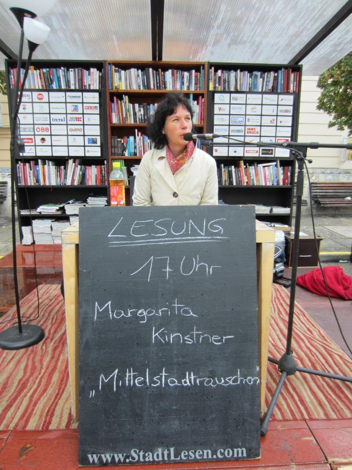 Stadtlesen MUQ Wien, 2013