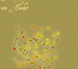 """Anthologie """"Ein Hauch vom Herbst"""""""