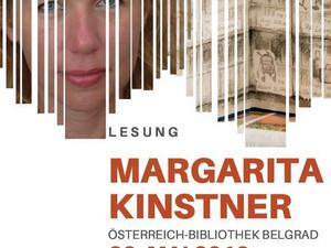 Lesung in der Uni-Bibliothek Belgrad