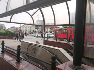 Sjeban – die Belgrader U-Bahn