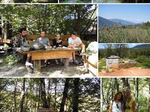 Art Guerilla Camp, Banja Luka – Logbuch