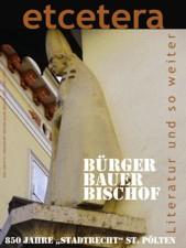 etcetera – Sonderheft Bürger, Bauer, Bischof