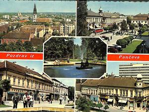 in Residence ... Pancevo erwartet mich!