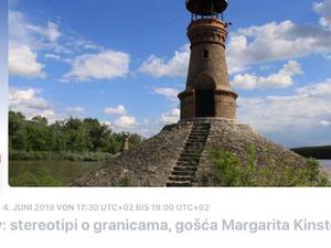 Videopräsentation und Lesung im Polet / Belgrad
