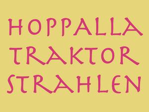 3. 4. 2018 – Hoppala Traktorstrahlen