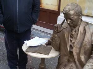 Pécs-Tagebuch, 26. 3. 2016