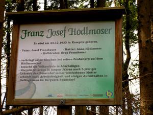 Judenburger Notizen #30: Hödlmoser-Wanderweg