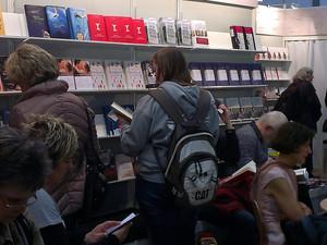 Leipzig – 14./15. März, Buchmesse