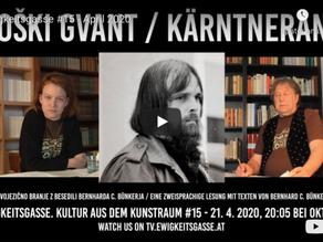 Über den Kärntner Anzug – Bernhard C. Bünkers Text löst hitzige Debatte aus