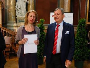 Theodor Körner Preis für Literatur