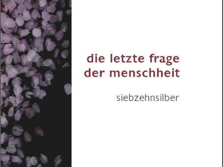 Rudolf Kraus: Die letzte Frage der Menschheit