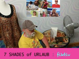 20. 7. 2021 – 7 shades of Urlaub : fiktiv (+Galaxie#3)