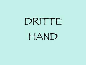 22. 7. (W): Dritte Hand bei Musik am Fluss