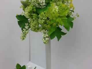 結婚式のブーケのご依頼を頂きました!(^^)!