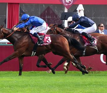French 2,000 Guineas – Poule dEssai des Poulains