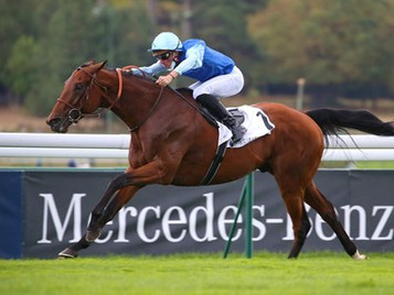Weekend Review - 6th September Paris Longchamp