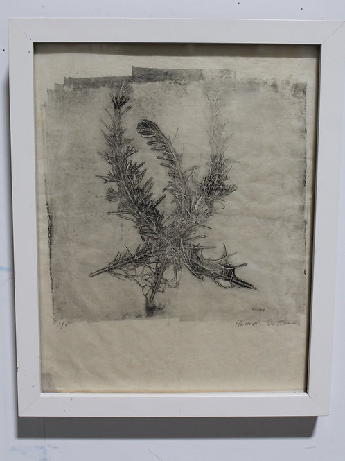 Three, Monoprint